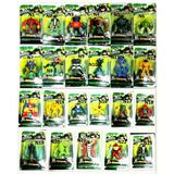 Bonecos Ben 10 Coleção Ominiverse Ben10 Promoção Kit Com 8