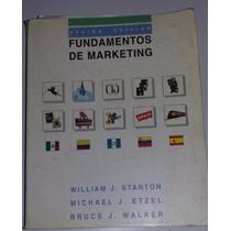 Libro Fundamentos De Mercadotecnia