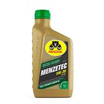 Oleo De Motor 5w30 Sn 100% Sintético Menzetec Ultra Blend 1l