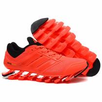 Adidas Spring Blade 3 100% Original Com 50% Off