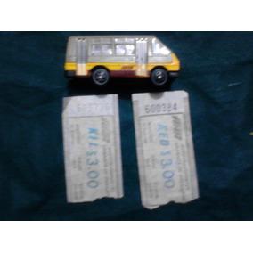 Boletos Ruta 100 Y Camion