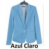 Blazer Casaco Feminino Colorido Várias Cores*pronta Entrega*
