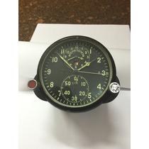 Raro Relogio Cronometro A Corda Russo Usado No Avião Mig