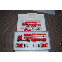 Set Transporte Camión Ferrari Brumm
