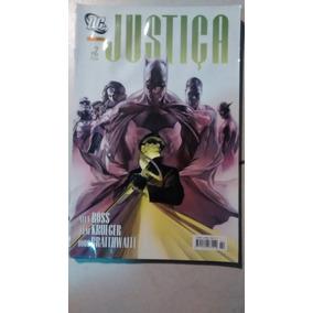Justiça De Alex Ross #2 E #3