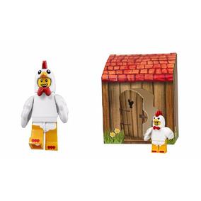 Lego Pollo Gallina Chicken Botarga Serie 9 Legobricksrfun