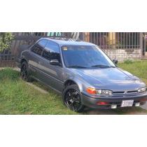 Honda Accord Coupe, ¨vendo-cambio¨