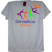 Camiseta Ginástica Rítmica Ref - 031