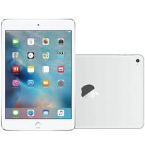 Oferta Tablet Ipad Mini 4 Wi-fi 4g 16gb Ios 9 Prata Original