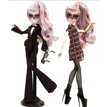 Pronta Entrega Monster High Collector Zomby Gaga No Brasil!!