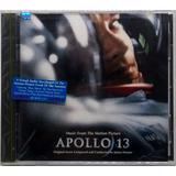 Cd Apollo 13 Trilha Sonora Filme 1995 Americano Lacrado Mca
