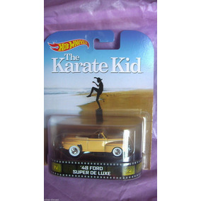 Miniatura Ford 48 Karate Kid Hw Retro-1:64 - Novo/lacrado!