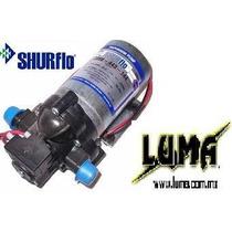 Bomba De Diafragmas Shurflo 12 Vcd, 3.0gpm, 11.34 Lpm 45 Psi