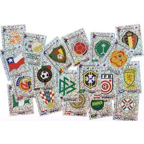 Copa 1998 - Figurinhas Escudos (complete Sua Coleção)