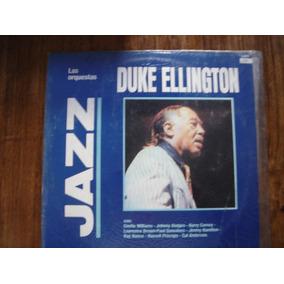 Vinilo Duke Ellington - Colección Jazz Las Orquestas Exc