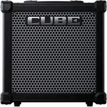Amplificador Guitarra Roland Cube 20gx Na Cheiro De Musica