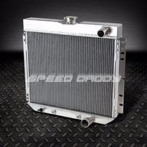 Radiador Aluminio Mustang 67-69
