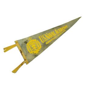 Flâmula Militar Academia Naval Usarmy Segunda Guerra Mundial