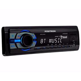 Aparelho Som Positron Sp2310 Bluetooth Mp3 Usb Viva Voz Aux