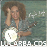Cd - Daysa Do Banjo - Almir Guineto