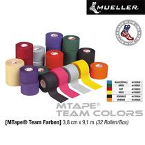 Tape De Colores Tela Adhesiva Tapin Mueller Cinta Tape