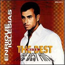 Cd Enrique Iglesias The Best