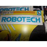 G25 Antiguas Revistas 1986 Robotech Comic Coleccion Robot