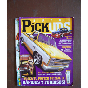 Super Pickups-trocas-lote 12 Revistas-ilus-color-español-hm4