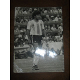 Foto De Maradona Mundial España 82 Argentina -brasil