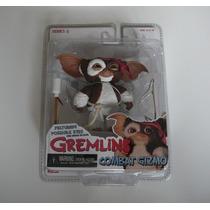 Gremlins Mogwai Series 2 Combat Gizmo Rambo Neca Boneco Raro