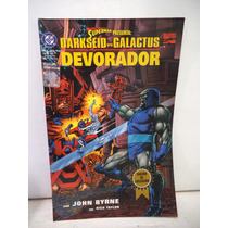 Darkseid Vs Galactus Devorador Vid