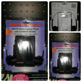 Walkman Memorex Mr-2700 Nuevo En Caja Sellado