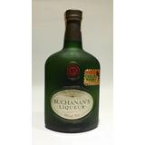 Licor Buchanans - Antigo E Raríssimo