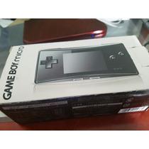 Game Boy Micro Japones Na Caixa