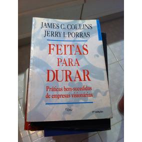 Livro jim collins feitas para durar livros no mercado livre brasil livro feitas para durar james collins e jerry porras fandeluxe Gallery