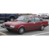 Libro De Taller Subaru Loyale 1989-1994, Envío Gratis