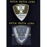 Patch Lextra Oficial Flamengo Campeão 2013