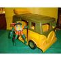 Tortugas Ninjas Camioneta Con 1 Muñeco