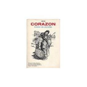 Libro Corazon Diario De Un Niño -108 *cj