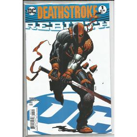 Deathstroke Rebirth 01 - Dc 1 - Bonellihq Cx117 L17