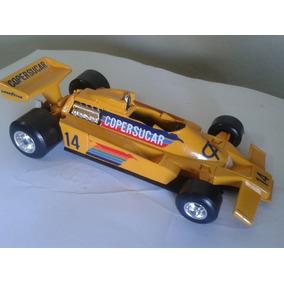Miniatura F1 Copersucar F5a Emerson Fittipaldi Relíquia !
