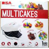 Máquina Cupcakes Mini, Wafles, Minidonas, Popcakes Todo En 1