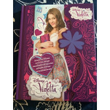 Diario Violetta - Violetta Oficial E Original