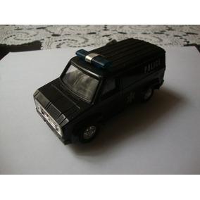 Furgão Polícia Anos 80.