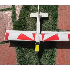 Aeromodelo Eletrico Asa Alta Trenador