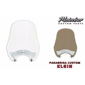 Parabrisa (bolha) Intruder125 Logo Motovisor Fume- Bo039