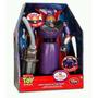 Robô Zurg Inimigo Buzz Toy Story Novo Disney Store- Original