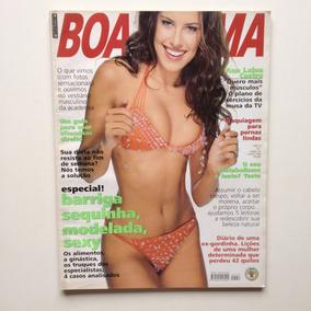 Revista Boa Forma Ana Luiza Castro Ano 2000 N°157