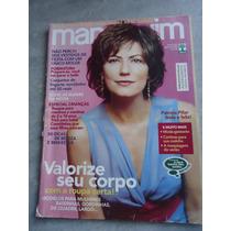 Revista Manequin Nº 526 - Patricia Pilar ( Sem Os Moldes )