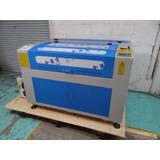 Maquina De Grabado Y Corte Laser 90x60cm 80w- Sobre Pedido